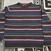 Мягенький свитерок из шерсти