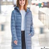 Демисезонное термо пальто blue motion Германия р. S-M (36/38/40 евро)