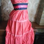 Красивое летнее женское платье, есть размеры.