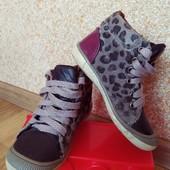 Крутые ботинки Impidimpi для девочки