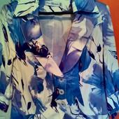 Цветной пиджак на лето