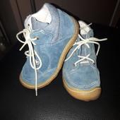 Стоп!❤Для мальчика ботинки полностью кожа+хайтопы в новом сост. Стельки 13,5см❤