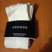 колготы ( кремовые)100 Ден George на 5-7 лет смотрите описание