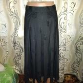 Шикарная юбка с бархатным напылением St Michael