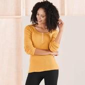 Esmara® женская рубашка с длинными рукавами, размер L 44/46, цвет на выбор.