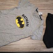 Распродажа! Прикольный наборчик на мальчика, 146 см рост, 11 лет! Польша Batman