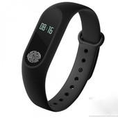 Фитнес-браслет Часы наручные Smart Watch M2 Серый браслет