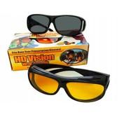 Антибликовые очки HD vision. 2 пары. День/ночь