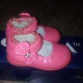 Туфельки для самых маленьких 21 размер