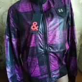 Женская демисезонная куртка D&G. размер L(50-52).
