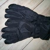 Мужские лыжные перчатки, краги на тинсулейте, Crivit Германия, размер 8.5