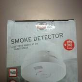 Детектор дыма на 10 лет работы