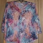 Блуза бренд 50-52 р.