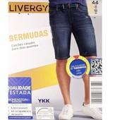 Шорты джинсовые livergy германия р. 52 евро