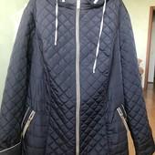 Куртка весна осень размер 62 на дам прекрасных форм