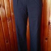 Женские классические брюки из натуральной ткани, производство Франция. Размер на выбор.