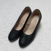 Туфли, кожа, размер 37