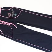 Красивые теплые спортивные штаны