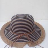 Красивые женские шляпы 56-58