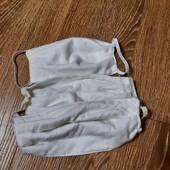 Зручні мягесенькі масочки, якісні 5шт в лоті ⚡