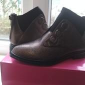 очень удобные и стильные ботинки