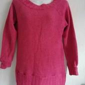 Удлинённый светр