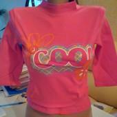 Новые футболочки для девочек