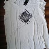 нежная футболка от Esmara (95% вискоза) красивые плечики