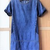 Качество!!! Стильное легкое свободное платьице от модного бренда Topshop, в отличном состоянии