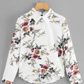 Легкая и качественная блуза