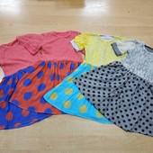 Платье для девочек! Смотрите замеры! Цвет на выбор! Больше не будет!