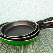 набор сковородок