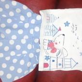 Літній костюмчик для дівчинки (1-1,5 р)