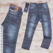 Новинка! Подростковые джинсы! Супер качество! Стильная модная модель! 30, 31, 32, 33, 34, 35 рр