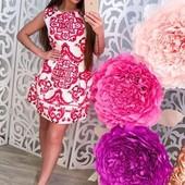 Эффектное платье фабричный китай