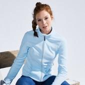 ☘ Стильная флисовая термо куртка на молнии от Tchibo(Германия), размеры наши: 52-54 (L евро),