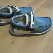 Туфли для мальчика 27 р