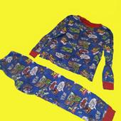Хб пижамка Toy Story на 7-8 лет,рост 122-128 см,George