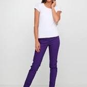 Джеггенсы от Lidl (фиолетовый цвет) размер 38