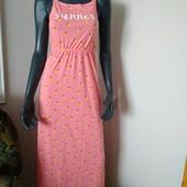 Класне натуральне плаття від Pepperts на ріст 146-152 але може підійти на дорослу XS