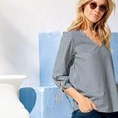 Очень красивая, стильная женская блуза, туника Esmara Германия размер евро 38