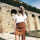 Esmara Германия Дизайнерская юбка под замш размеры