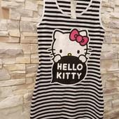 Hello kitty платье размер 32-34 XS