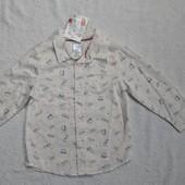 Рубашка ⚠️ C&A ⚠️ размер 80