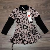 Платье туника Marions на рост 152см Турция