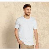 футболка белая Livergy р.XXL