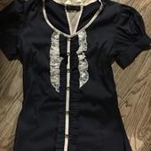 Нарядная блузочка размер 44-46