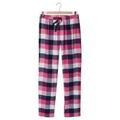 Женские пижамные фланелевые брюки Esmara Германия размер евро S (36/38)