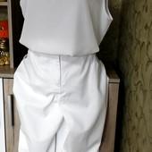 Собираем лоты!! Комплект бриджы +блуза на пышную красу , размер 16