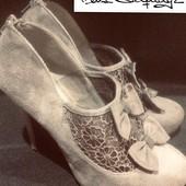Для юных модниц! Туфли известного английского бренда Miss Selfridge!